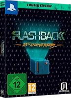 Flashback 25th Anniversary édition limitée (PS4)