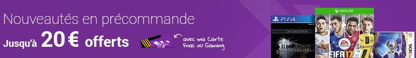 Le mois du jeu vidéo
