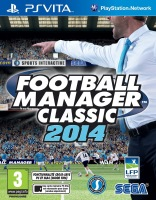 Football Manager Classic 2014 (PS Vita)