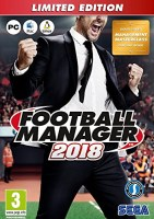 Football Manager 2018 édition limitée (PC)