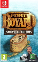 Fort Boyard nouvelle édition (Switch)