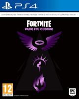 Fortnite : Pack feu obscur (PS4)