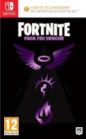 Fortnite : Pack feu obscur (Switch)