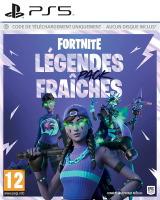 Fortnite : Pack Légendes fraîches (PS5)