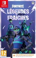 Fortnite : Pack Légendes fraîches (Switch)