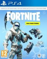 Fortnite pack froid éternel (PS4)