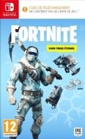 Fortnite pack froid éternel (Switch)