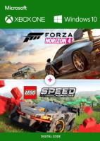 "Forza Horizon 4 + DLC ""Lego Speed Champions"" (Xbox One, PC)"