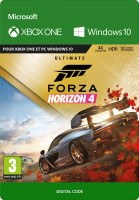 Forza Horizon 4 édition Ultimate (Xbox One, PC)