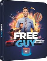 Free Guy édition steelbook (blu-ray 4K)