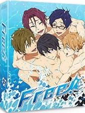 Free! Intégrale Saison 1 édition collector (blu-ray)