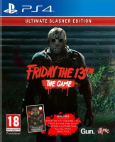 Friday 13th : The Game - Ultimate Slasher Edition (PS4)