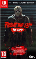 Friday 13th : The Game - Ultimate Slasher Edition (Switch)
