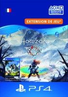 "Extension ""The Frozen Wilds"" pour Horizon Zero Dawn (PS4)"