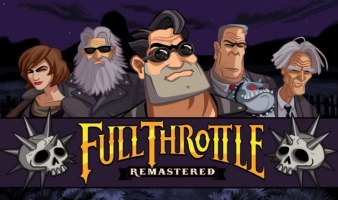 Full Throttle Remastered (PC, Mac, Linux)