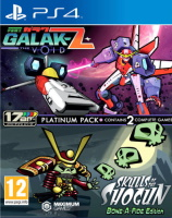Galak-Z The Void + Skulls of the Shogun Bone-A-Fide Edition Platinium Pack (PS4)