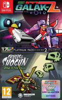 Galak-Z The Void + Skulls of the Shogun Bone-A-Fide Edition Platinium Pack (Switch)
