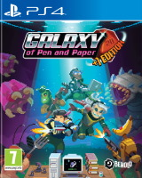 Galaxy of Pen and Paper +1 Edition (PS4)