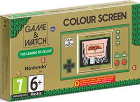 """Game & Watch """"The Legend of Zelda"""""""