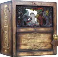 """Intégrale """"Game of Thrones"""" édition collector (blu-ray)"""