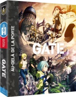 Gate saison 1 édition collector (blu-ray)