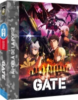 Gate saison 2 édition collector (blu-ray)