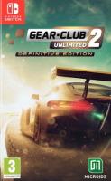Gear·Club Unlimited 2 édition définitive (Switch)