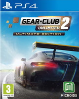 Gear·Club Unlimited édition ultimate (PS4)