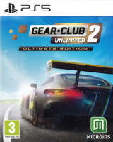 Gear·Club Unlimited édition ultimate (PS5)