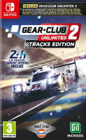 Gear·Club Unlimited 2 Tracks Edition (Switch)