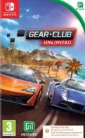 Gear·Club Unlimited (Switch)