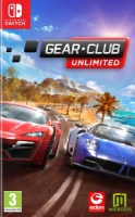 Gear·Club Unlimited (Switch)
