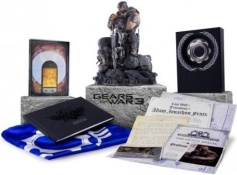 Gears of War 3 édition épique (xbox 360)