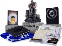 Gears of War 3 édition épique (xbox 360)