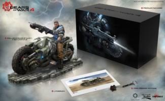 """Collector """"Gears of War 4"""" (sans jeu)"""