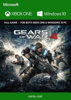 Gears of War 4 (Xbox One, PC)