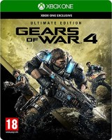 Gears of War 4 édition utimate (Xbox One)