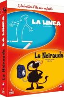 """Coffret """"Génération l'ile aux enfants : la linea + la noiraude"""" (DVD)"""