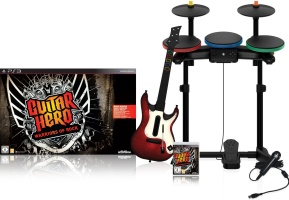 Pack complet Guitar Hero 6