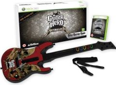 Guitar Hero: Metallica [Guitar Bundle] (xbox 360)