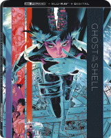 Ghost in the Shell (blu-ray 4K)