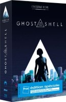Ghost in the Shell édition collector (blu-ray)
