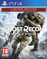 Ghost Recon: Breakpoint édition limitée (PS4)