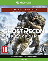 Ghost Recon: Breakpoint édition limitée (Xbox One)