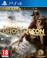 Ghost Recon : Wildlands édition Gold (PS4)