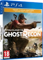 Ghost Recon : Wildlands édition Gold 2 ans (PS4)