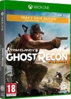 Ghost Recon : Wildlands édition Gold 2 ans (Xbox One)