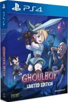 GhoulBoy édition limitée (PS4)