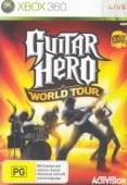 Guitar Hero World Tour [version asie] (xbox 360)