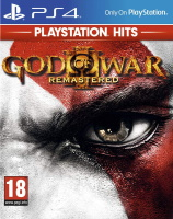 God of War III Remastered édition PlayStation Hits (PS4)